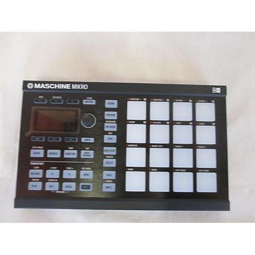 Native Instruments 2013 Maschine Mikro MKII MIDI Controller