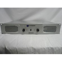 Crown 2013 Nx2000 Power Amp