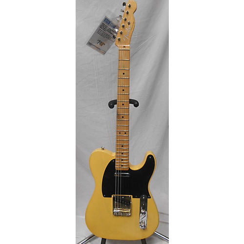 Fender 2013 Road Worn 1950S Telecaster Solid Body Electric Guitar