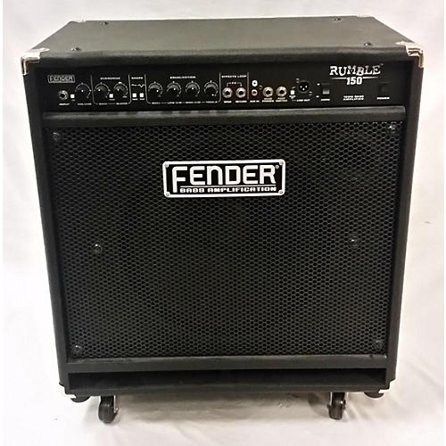 Fender 2013 Rumble 100 1x15 100W Bass Combo Amp