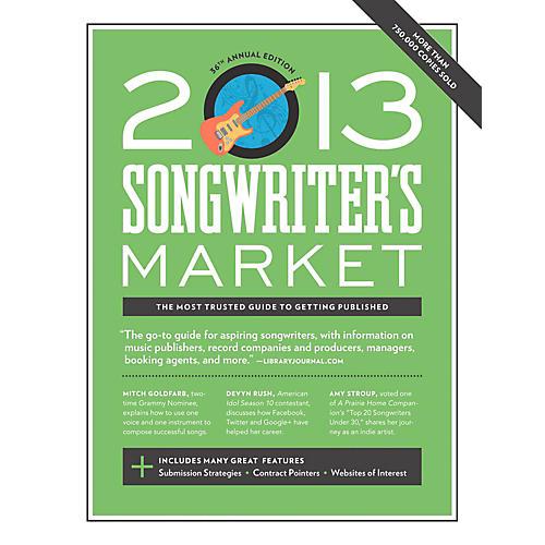 Hal Leonard 2013 Songwriter's Market
