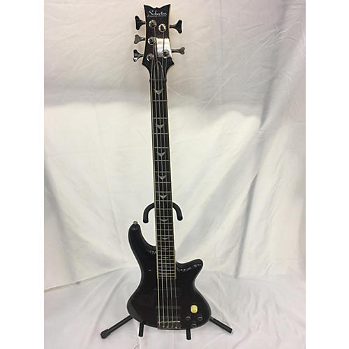 Schecter Guitar Research 2013 Stiletto Extreme 5 String Electric Bass Guitar
