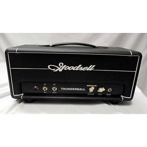 Goodsell 2013 THUNDERBALL Tube Guitar Amp Head