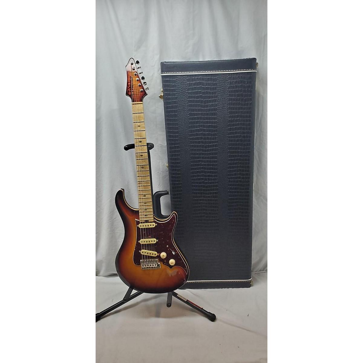 Warrior 2013 Texan '54 Solid Body Electric Guitar