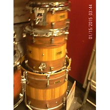 Pork Pie USA 2013 Zebrawood/rosewood Drum Kit