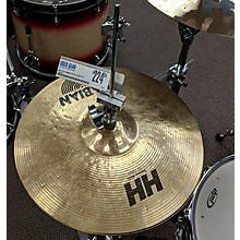 Sabian 2014 13in HH Fusion Hi Hat Pair Cymbal