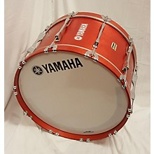 Yamaha 2014 24in Field Corps Marching Bass Drum 24 Bass Drum