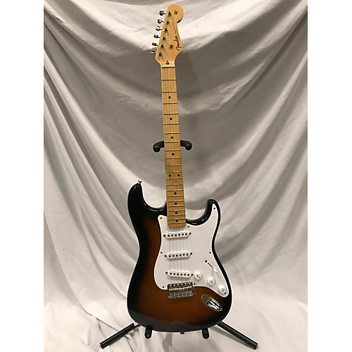 Fender 2014 60th Anniversary 1954 American Vintage Stratocaster Solid Body Electric Guitar