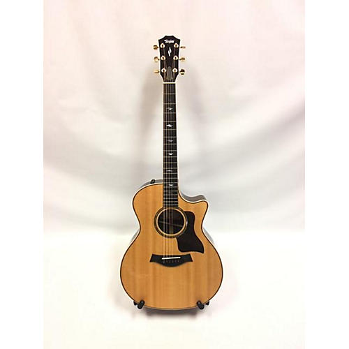 used taylor 2014 814ce first edition acoustic electric guitar natural guitar center. Black Bedroom Furniture Sets. Home Design Ideas