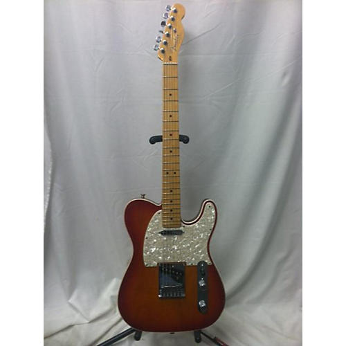 Fender 2014 American Deluxe Telecaster Solid Body Electric Guitar