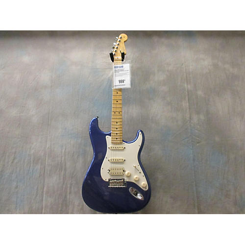 Fender 2014 American Standard Stratocaster HSS Mystic Blue