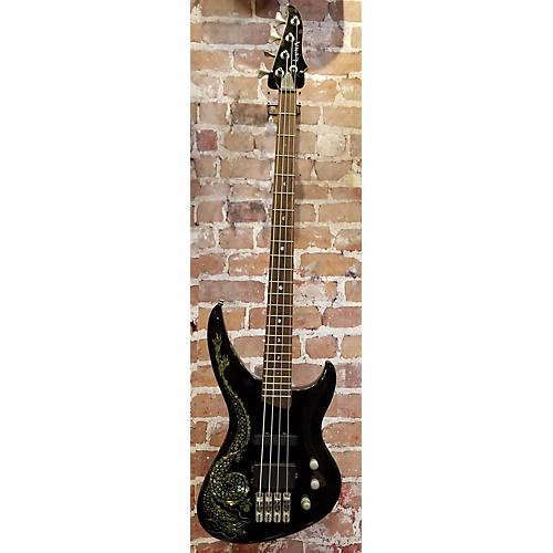 Luna Guitars 2014 Andromeda Electric Bass Guitar
