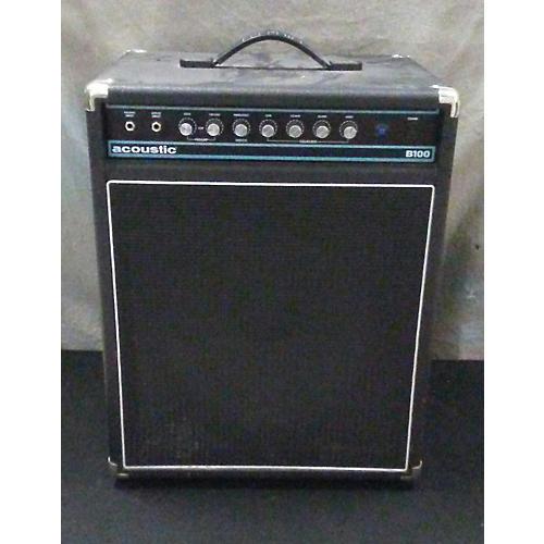 Acoustic 2014 B100 100W 1x15 Bass Combo Amp
