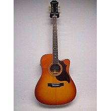 Epiphone 2014 FT350SCE Acoustic Electric Guitar