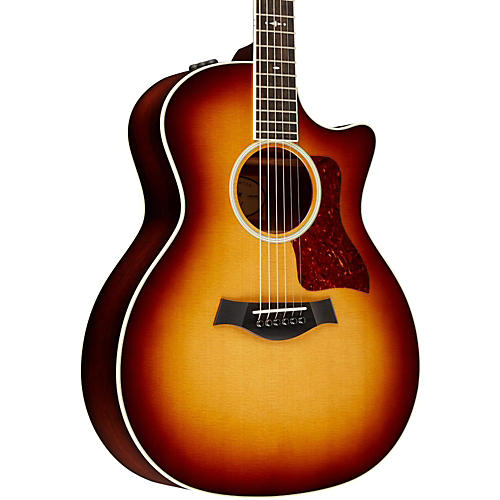 Taylor 2014 Fall Limited 514ce-FLTD Grand Auditorium Venetian Cutaway Acoustic-Electric Guitar