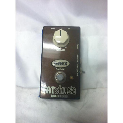 T-Rex Engineering 2014 Fatshuga Effect Pedal