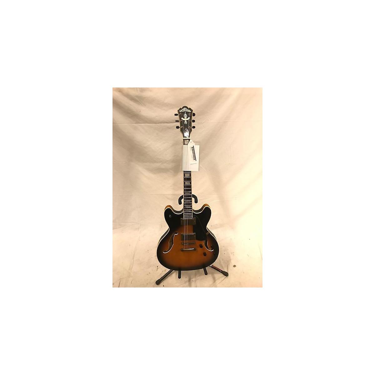Washburn 2014 HB36 Hollow Body Electric Guitar