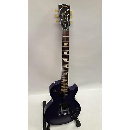 used gibson 2014 les paul futura e tune solid body electric guitar plum insane guitar center. Black Bedroom Furniture Sets. Home Design Ideas