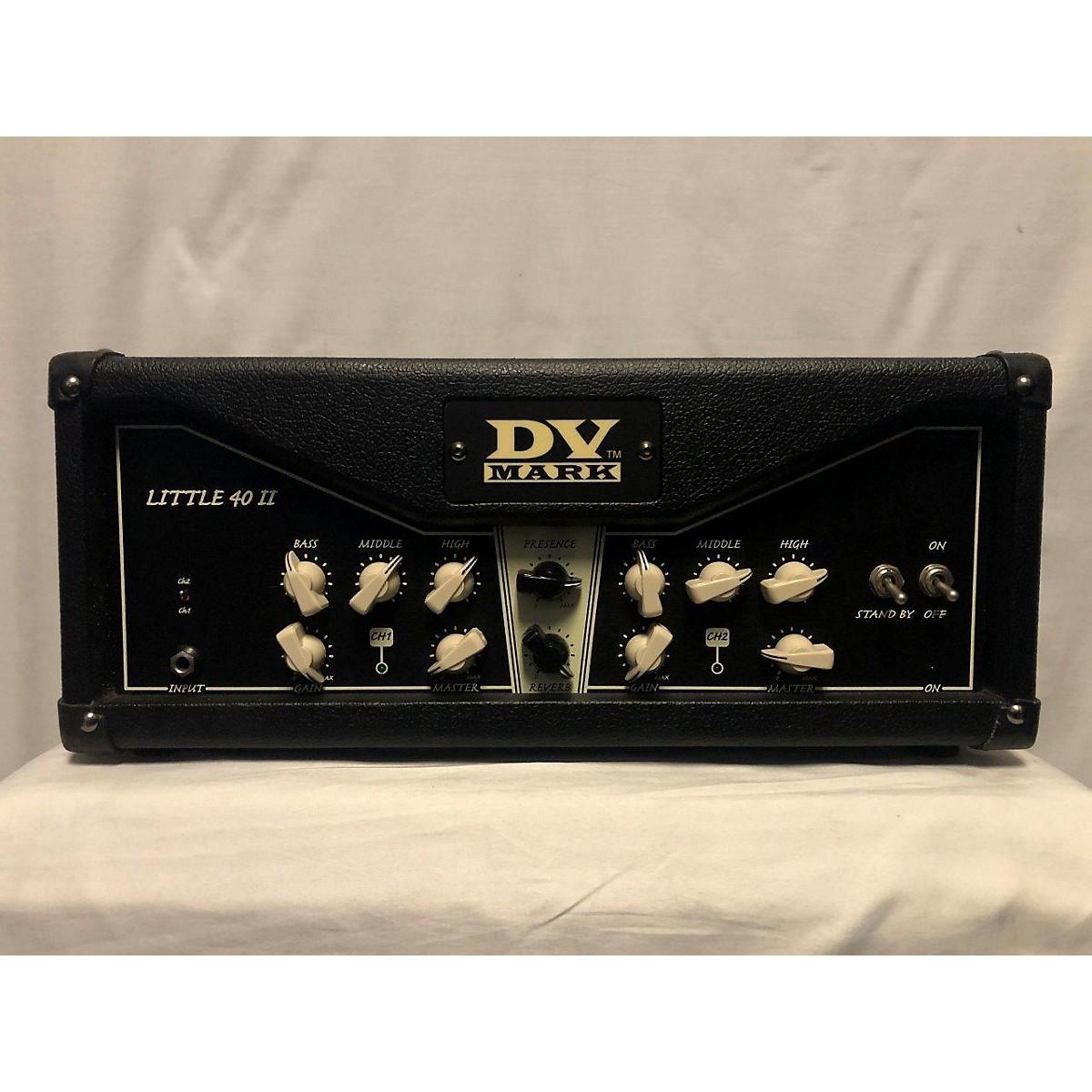 DV Mark 2014 Little 40 II 40W Tube Guitar Amp Head