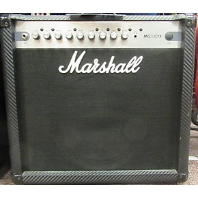 used marshall 2014 mg50cfx 1x12 50w guitar combo amp guitar center. Black Bedroom Furniture Sets. Home Design Ideas