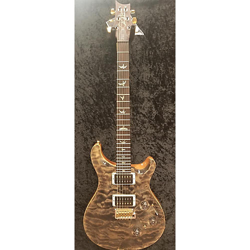 PRS 2014 P24 Quilt 10 Top Wood Library Solid Body Electric Guitar