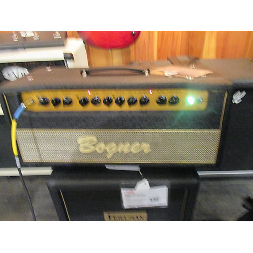 Bogner 2014 Shiva No Reverb 6L6 60W Tube Guitar Amp Head