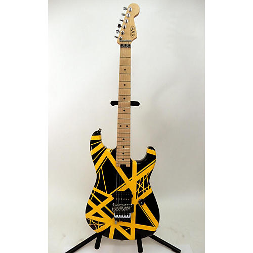 EVH 2014 Striped Series Solid Body Electric Guitar