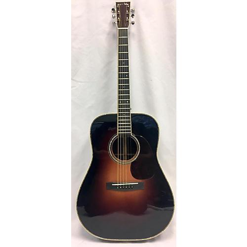 Huss & Dalton 2014 TD-R CUSTOM Acoustic Guitar