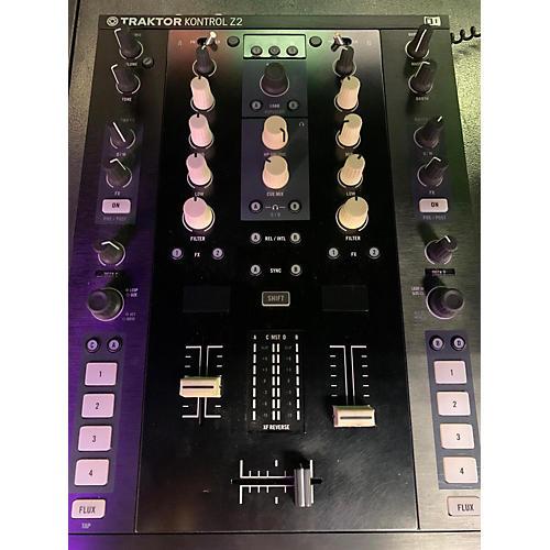 Native Instruments 2014 Traktor Kontrol Z2 DJ Controller