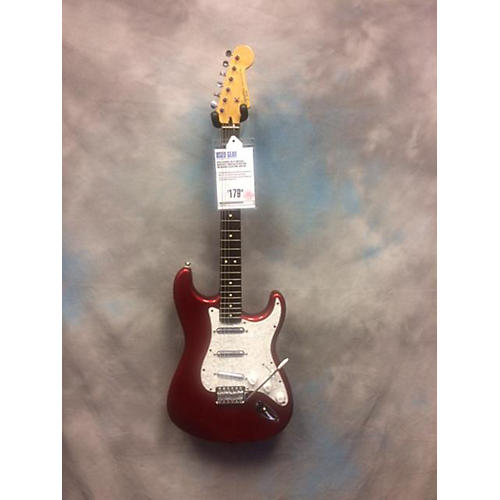 Squier 2014 Vintage Modified Stratocaster Solid Body Electric Guitar