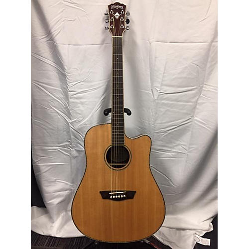 Washburn 2014 WD25SCE Acoustic Electric Guitar