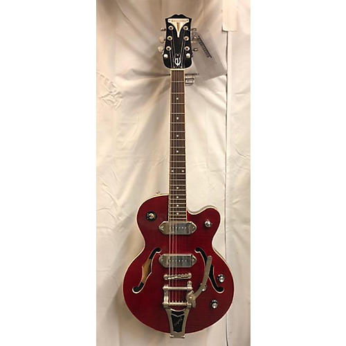 Epiphone 2014 Wildkat With Bigsby Hollow Body Electric Guitar