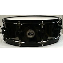 DW 2015 5.5X14 Collector's Series Metal Snare Drum