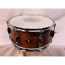 George Way Drums 2015 6.5X14 Traditional Walnut Drum