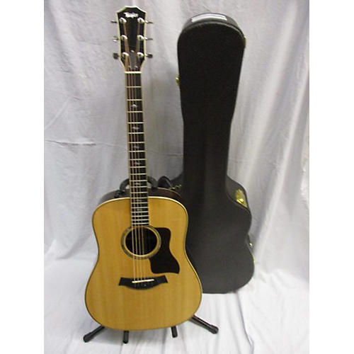 Taylor 2015 810e BRAZILIAN Acoustic Electric Guitar