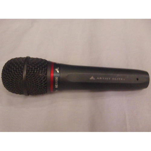 Audio-Technica 2015 AE6100 Dynamic Microphone
