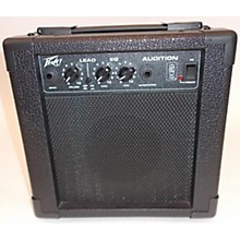 Peavey 2015 AUDITION Battery Powered Amp
