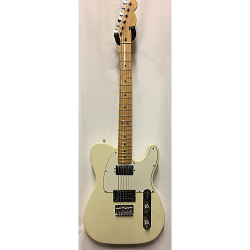 Fender 2015 American Standard Telecaster HH Solid Body Electric Guitar