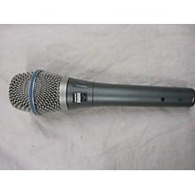 Shure 2015 Beta 87A Condenser Microphone