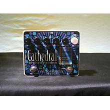 Electro-Harmonix 2015 Cathedral Stereo Reverb Effect Pedal