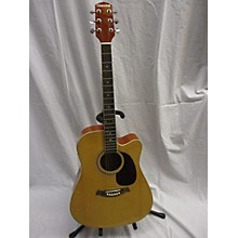 Giannini 2015 DESDE 1900 Acoustic Electric Guitar
