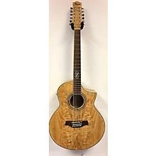 Ibanez 2015 IBANEZ EW2012ASE 12 String Acoustic Electric Guitar