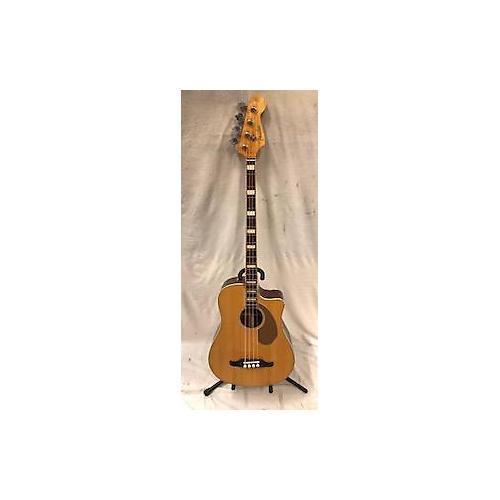 Fender 2015 Kingman Acoustic Electric Bass Acoustic Bass Guitar