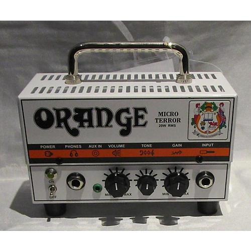 Orange Amplifiers 2015 MT20 Micro Terror 20W Tube Guitar Amp Head