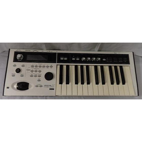 Korg 2015 MiCROX WH Keyboard Workstation