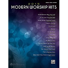 Alfred 2015 Modern Worship Hits - Piano/Vocal/Guitar Songbook
