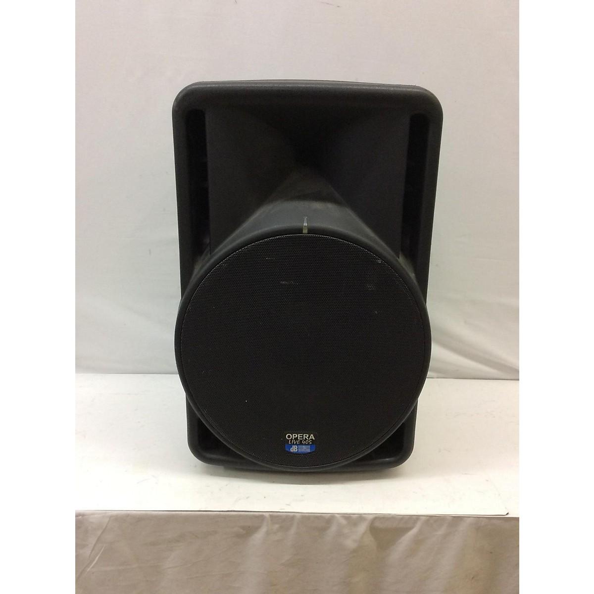 DBTECH 2015 OPERA 405 Powered Speaker