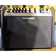 Fishman 2015 PROLBX600 Loudbox Artist 120W Acoustic Guitar Combo Amp