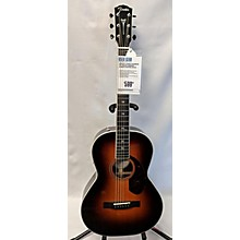 Fender 2015 Paramount PM-2 Deluxe Acoustic Electric Guitar