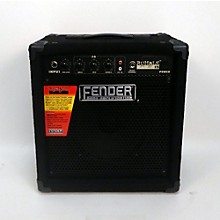 Fender 2015 Rumble 15 15W 1X8 Bass Combo Amp